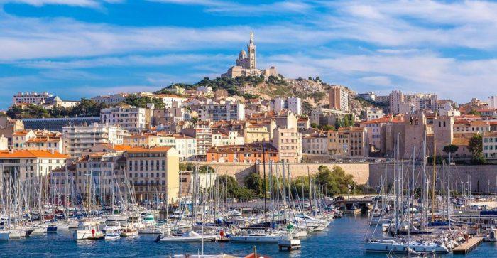 Les lieux de drague à Marseille