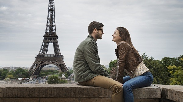 trouver l'amour à Paris