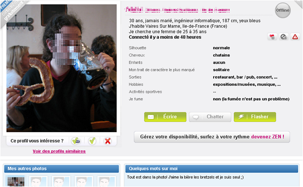 meetic description