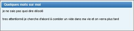 meetic danger