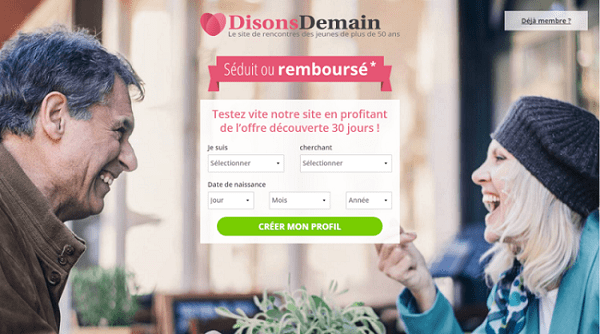 sites de rencontre disons demain