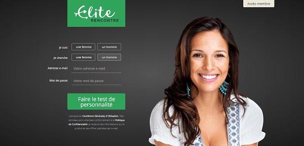 Elite rencontre site payant