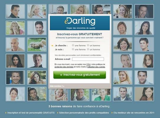 Recherche de profil de rencontre gratuite par email