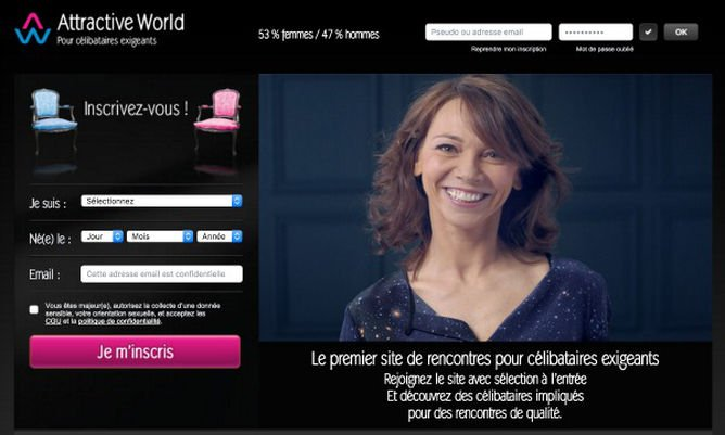 attractive world gratuit