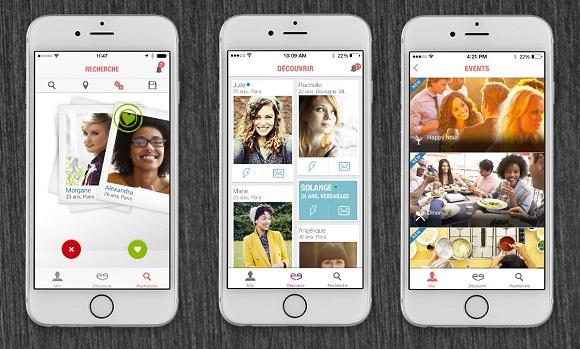 Top applications de rencontres pour iPhone Quel est le point de rencontres et de relations