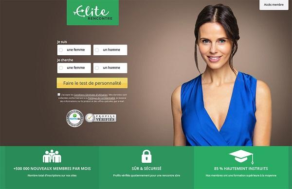 Elite rencontre gratuit pour les femmes