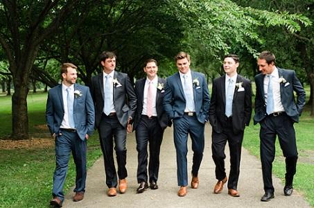 mariage tenue élégante