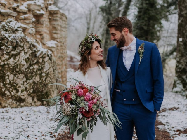 mariage couple virtuel