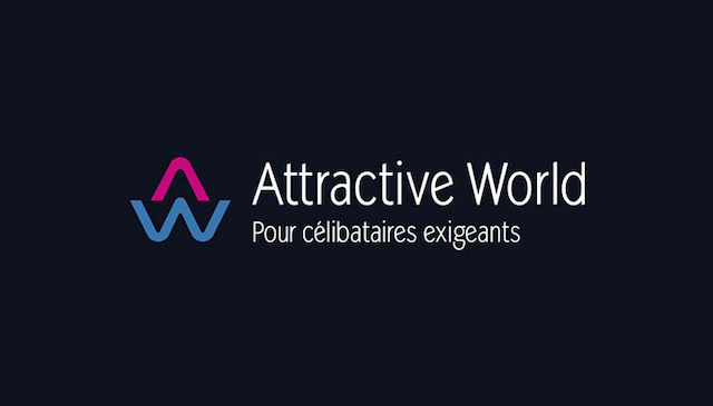 Attractive World logo