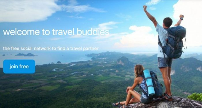 travel buddies site de rencontre voyage
