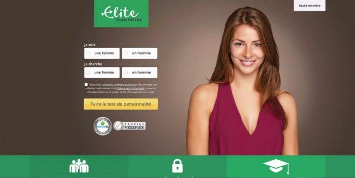Elite Rencontre, le site de rencontre sérieux élitiste