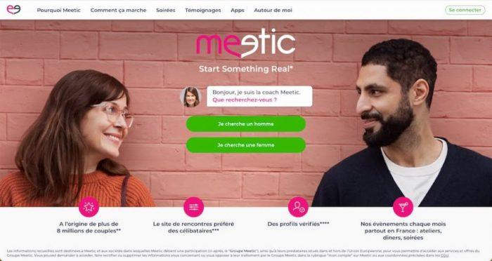 Meetic, le meilleur site de rencontre sérieux