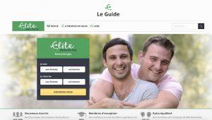 Elite rencontre Gay - Site de rencontre homo