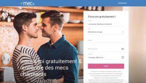 JMec - Site de rencontre homosexuel